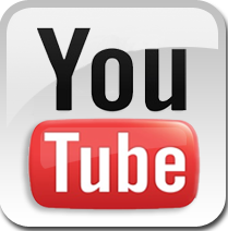 canal youtube botón