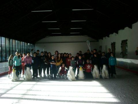 IES Castro Alobre en Vilagarcía (2ºgrupo)